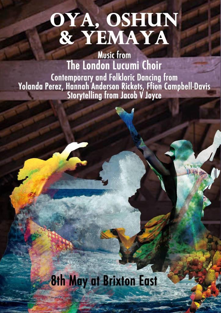 Poster designed by Jacob V Joyce